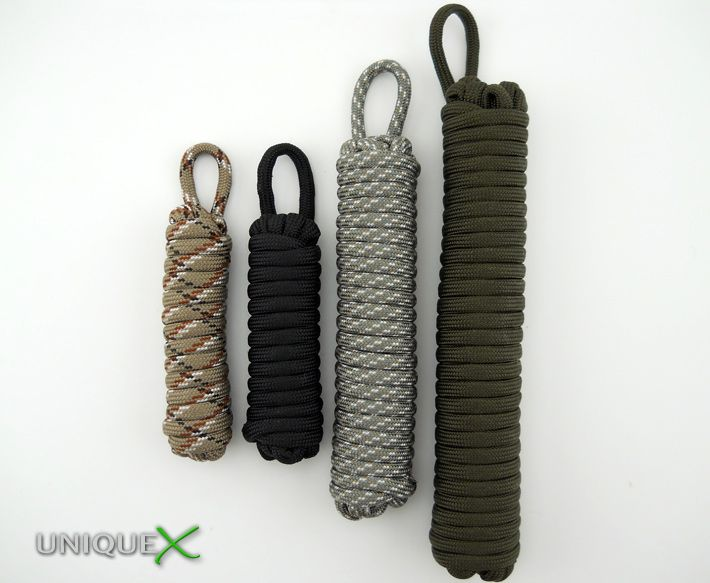 Unique Ropecraft: Unique Quick Deployment Lanyard System