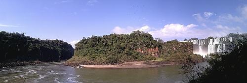Isla San Martin, panoramica bonita