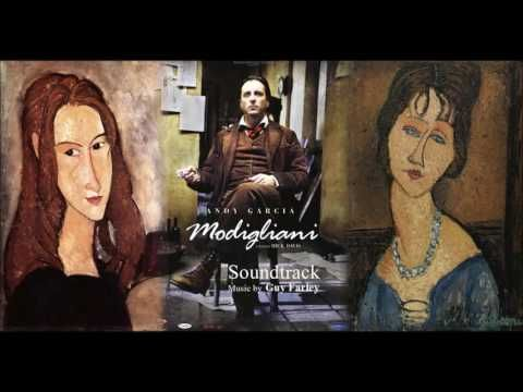 """Modigliani"" - (Full Soundtrack)"