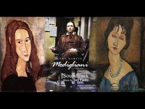 """Modigliani"" - (Full Soundtrack)"