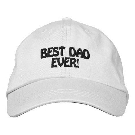 3aeef738fe4 Personalized Adjustable Hat best dad ever  dadhat  hatfordad  truckerhat