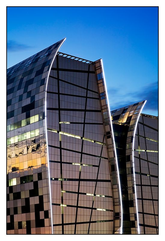 Alice Lane Towers in Sandton, Johannesburg, South Africa