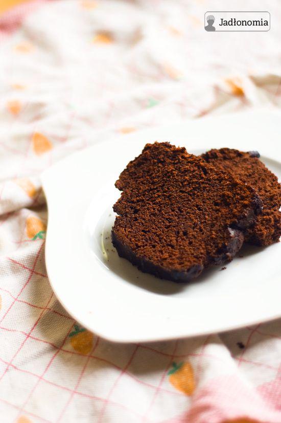 jadłonomia · roślinne przepisy: Ekspresowe wegańskie ciasto czekoladowe