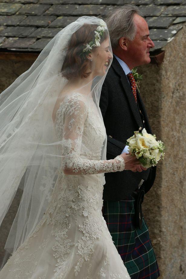 Rose Leslie Hochzeit