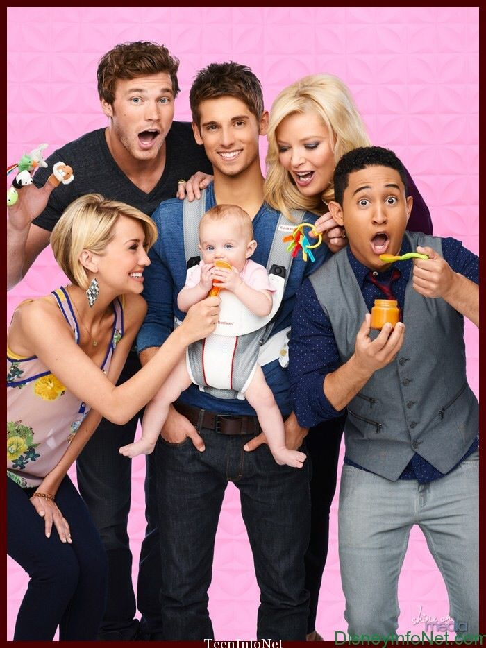 Baby Daddy Cast-Love this show soo much !!