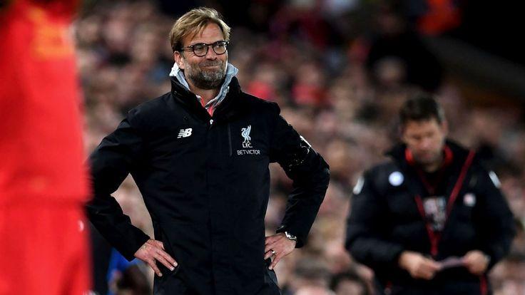 Liverpool have held 'positive talks' with transfer targets - Jurgen Klopp