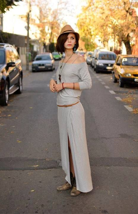 Romance mood: dress by Damasquin