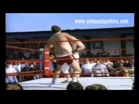 Lenny Mclean v Man Mountain York Unlicensed Boxing