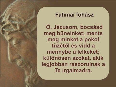 Fatimai fohász