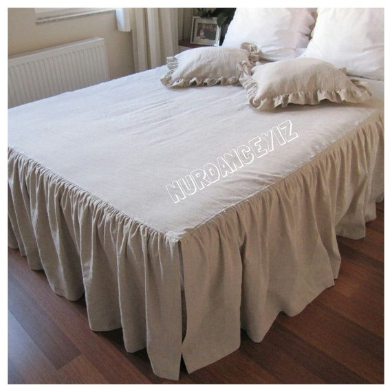 bed skirts queen oatmeal models and beds on 10699