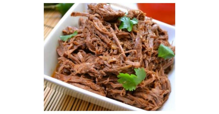 Shredded Beef for Tacos and Burritos