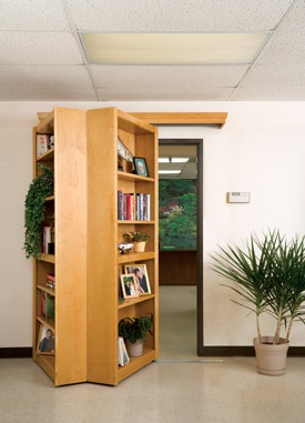 Foldable Book Shelf