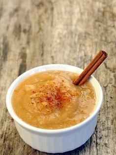 Recette Compote de pommes miel - cannelle
