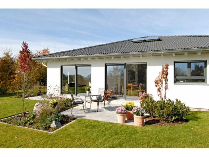 Grundriss Bungalow Xxl : Stift  #Einfamilienhaus von Fertighaus Weiss GmbH  HausXXL #