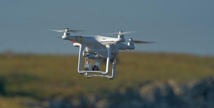 Flying Drones Beyond Line of Sight? - iHLS Israel Homeland Security