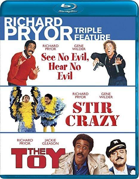Richard Pryor & Gene Wilder & Arthur Hiller & Richard Donner -Richard Pryor: (See No Evil, Hear No Evil / Stir Crazy / The Toy)