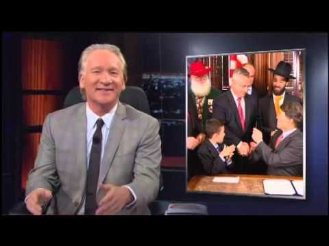 """Bill Maher's New Rules from 6/21/13. Shout out to the Atheists...""""fastest growing religion in America is 'none of the above'"""""""