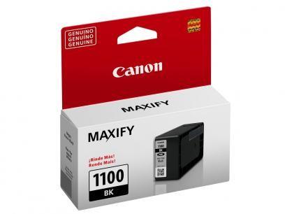 Cartucho Canon PGI 1100 - Preto com as melhores condições você encontra no Magazine Jbtekinformatica. Confira!