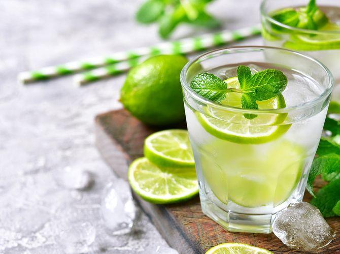 Cocktails Mit Wenig Kalorien Freundin De Cocktails Beste Cocktails Limetten Rezepte