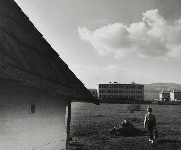 Karol Kállay - Do školy 1958