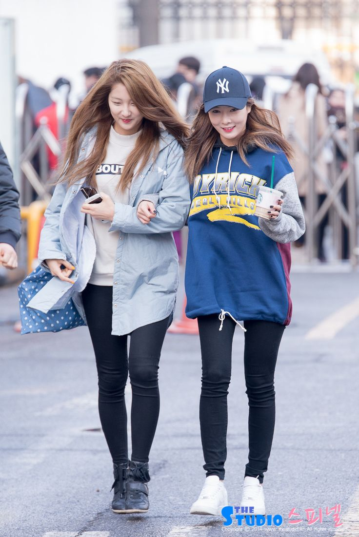 HyunA and Jihyun
