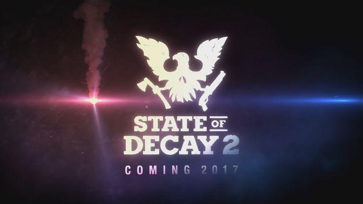 #E32016: Tal y como se había filtrado, State of Decay 2 también llegará pronto a Xbox One y PC como parte de la iniciativa Xbox Play Anywhere. - http://j.mp/1sEuMRM