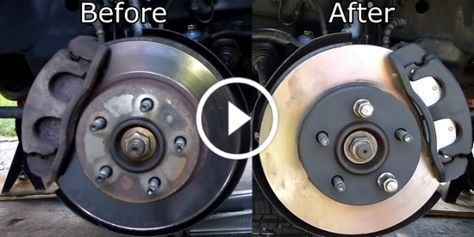 Learn How To Paint Your Brake Calipers The Best, Fastest & Easiest Way Possible  #diy #paint #brake #caliper #video #tutorial #article #guide #tips #info #advice #car #cars #salvagecars #auto #auction