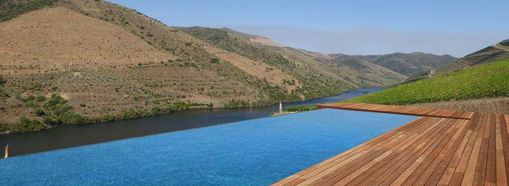 Hotel Quinta do Vallado- Casa do Rio, perto de Foz Côa e em cima do rio Douro, Portugal