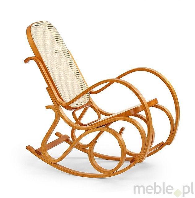 Fotel bujany MAX BIS w dwóch kolorach