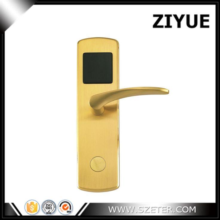 33.00$  Watch now - http://alif8t.shopchina.info/go.php?t=637526512 - Keyless Hotel Room RF Card Hotel Door Locks for  system ET600RF  #aliexpress
