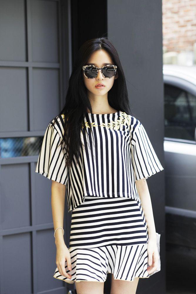Frenk heritage sunglasses  Model . Mun Joo Yeon