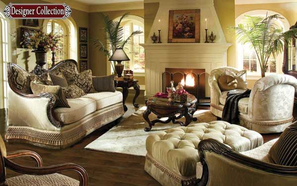Awesome Victorian formal Living Room