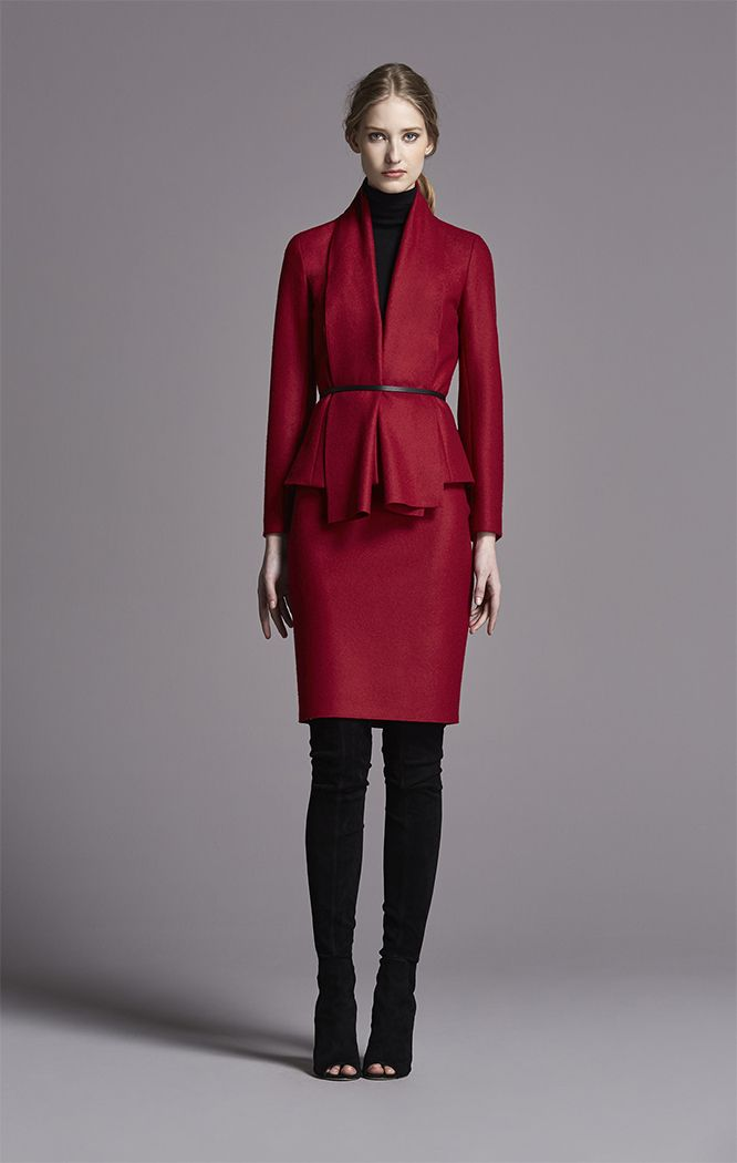 CH Collection Fall-Winter 2015 Women- lovely yet strong