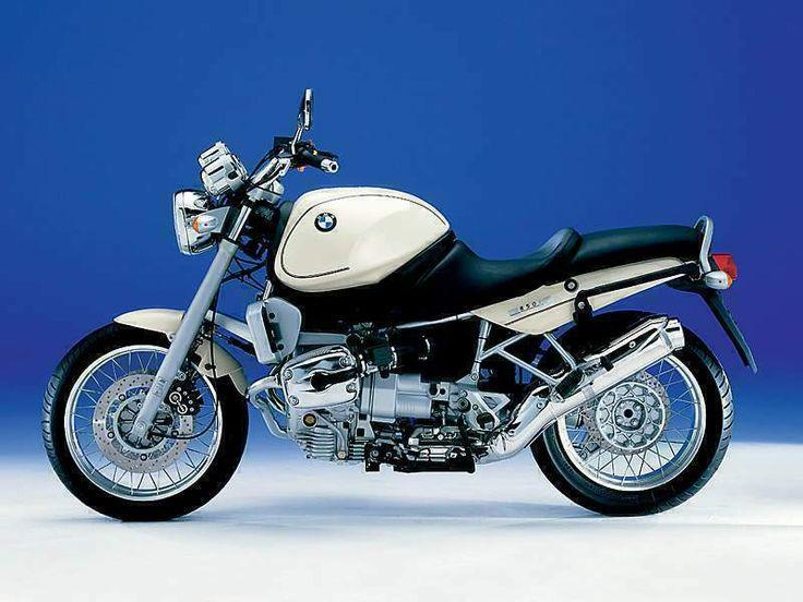 Original 1994: BMW R850R