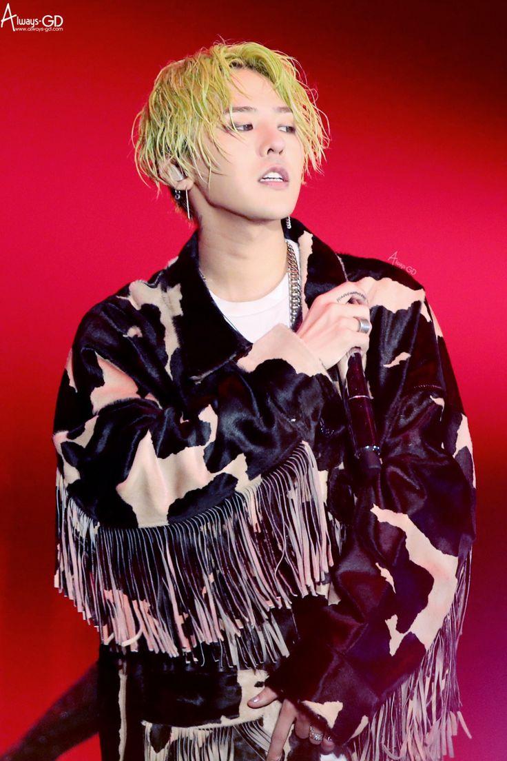 ameverything... — fckyeahgdragon:   170108 G-Dragon - BIGBANG...