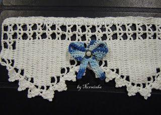 79. Crochet Lace Edging Trim