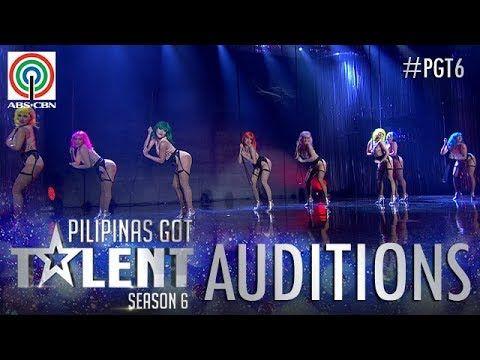 البوز في المملكة المتحدة : Pilipinas Got Talent 2018 Auditions: Mad Queens - Dance