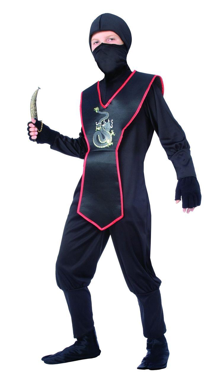 51 besten Disfraces ninja Bilder auf Pinterest | Karneval, Kinder ...