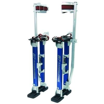 Marshalltown 24 in. - 40 in. Adjustable Drywall Stilts-ST24 - The Home Depot