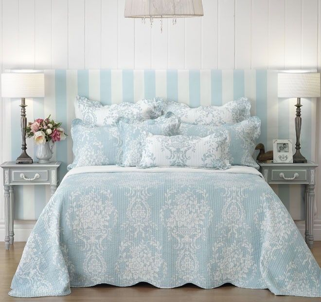 Wonderful The Beautiful Florence Bedspread By Bianca Is Inspired By A French  Provincial Boudoir.