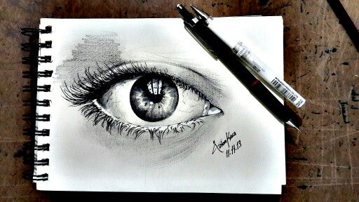 Sketch / eye