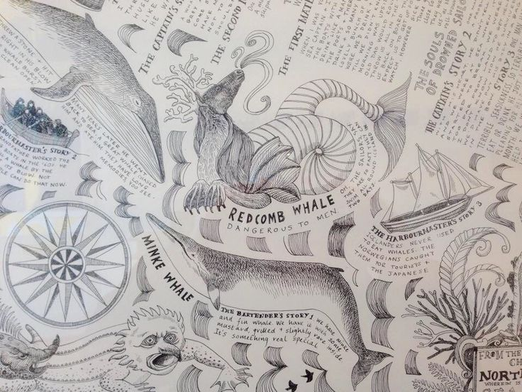 Element of a maritime chart I drew. For,the triptych ' We dream of Blue Whales' by Helen Cann. www.helencannfineart.co.uk