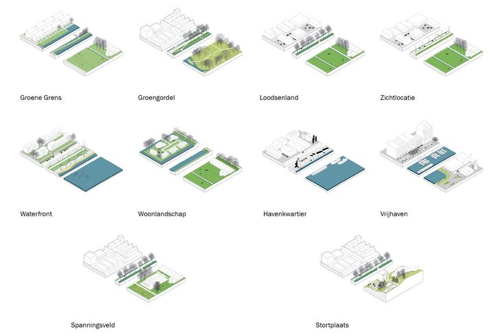 Architectural Design Concept Ideas
