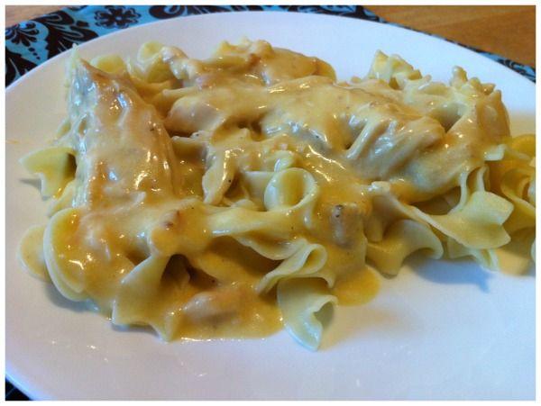 Easy Cheesy Slow Cooker Chicken Recipe — Life With Sharon   Texas Mom Blogger / Vlogger Lufkin, Houston, Texas