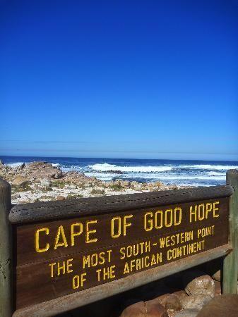 cape of good hope, africa