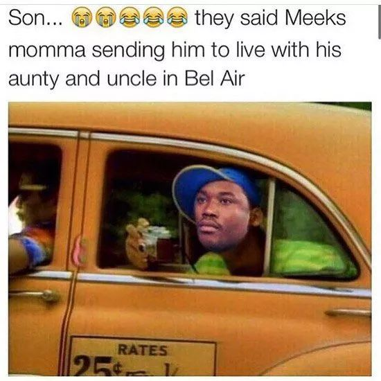 Drake's back to back meek mill diss memes