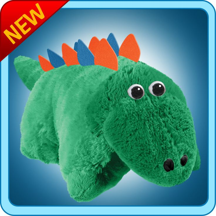 Stanley Stegosaurus | My Pillow Pets® Canada
