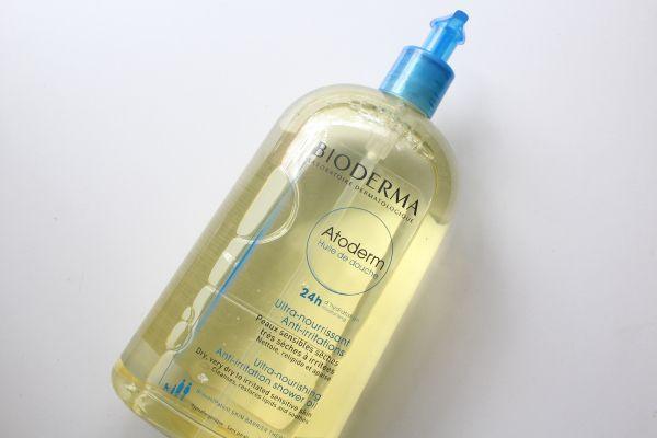 J'ai testé l'huile lavante pour le corps de Bioderma! #skincare #soinsdelapeau #cosmetics #cosmétiques