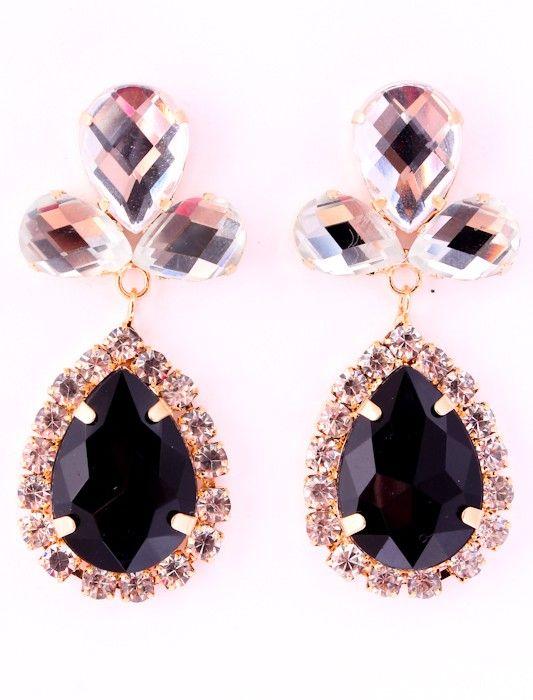 classy NAIADE earrings