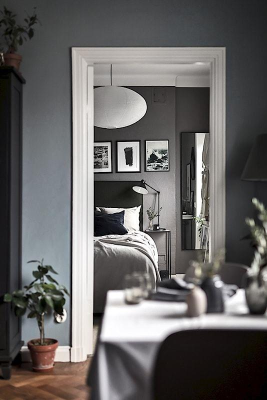 17 mejores ideas sobre paredes de color gris oscuro en pinterest ...